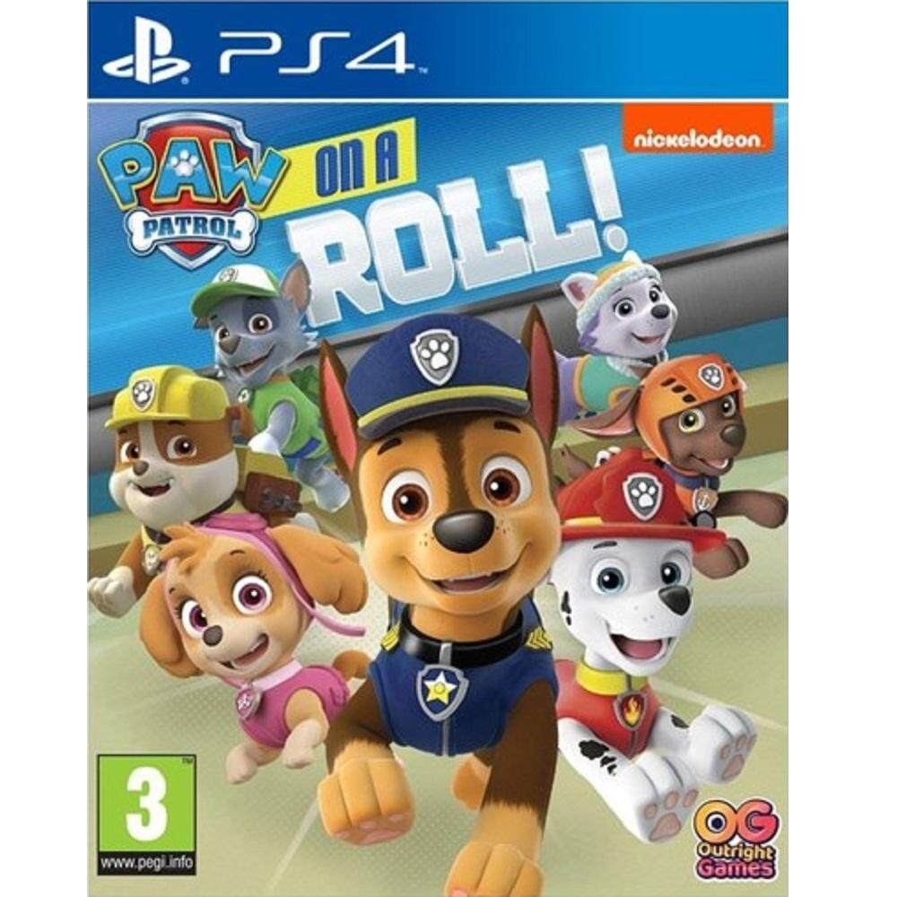 PS4 PAW Patrol On a Roll (Basic) Digital Download