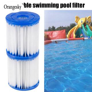 Orangesky 2 3 Hộp Lọc Thay Thế Bơm Hơi Bể Bơi, Phụ Kiện Lắp Đặt Dễ Dàng thumbnail