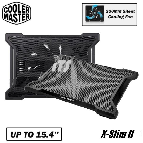 Cooler Master Notepal X-Slim II Laptop Cooling Pad Malaysia