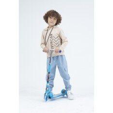 Áo thun bé trai IVY moda MS 58K0968