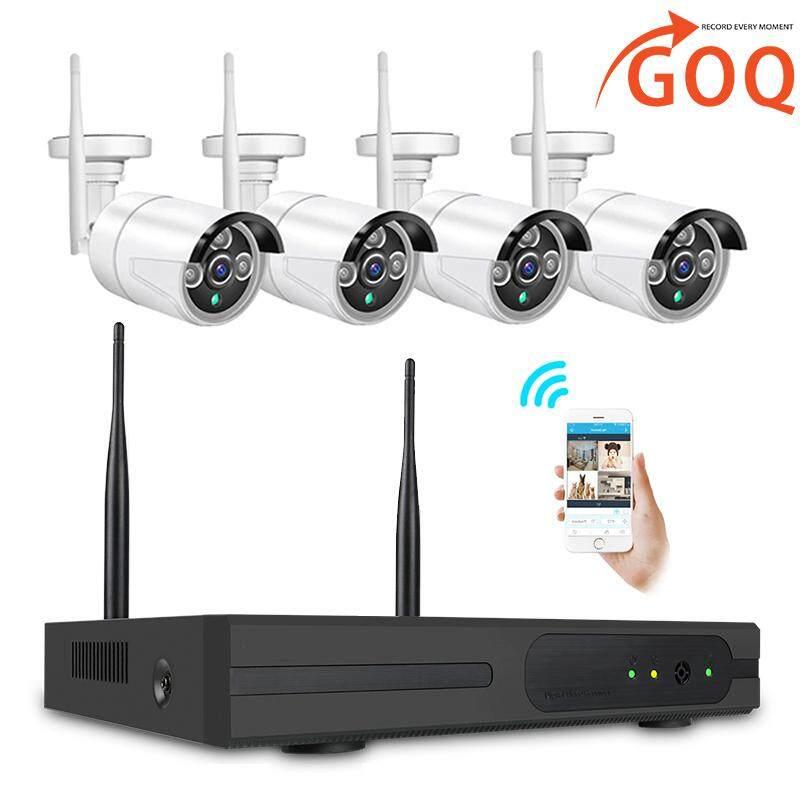 GOQ Y2 Robot Yoosee Surveillance IP Wifi Security Camera