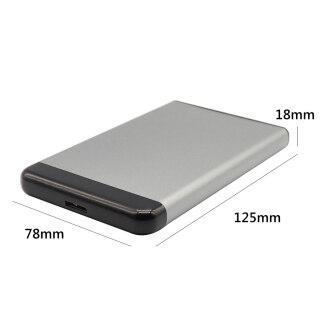 Hộp Đựng Ổ Đĩa Cứng SATA 6Gbps USB 3.0 2.5Inch, Hộp Đựng Ổ Cứng SSD Gắn Ngoài thumbnail