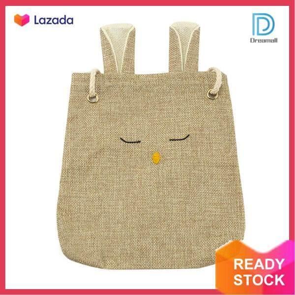 [Dreamall] 10/17 Keys Kalimba Storage Bags Cute Thumb Piano Sanza Mbira Shoulder Bags Malaysia