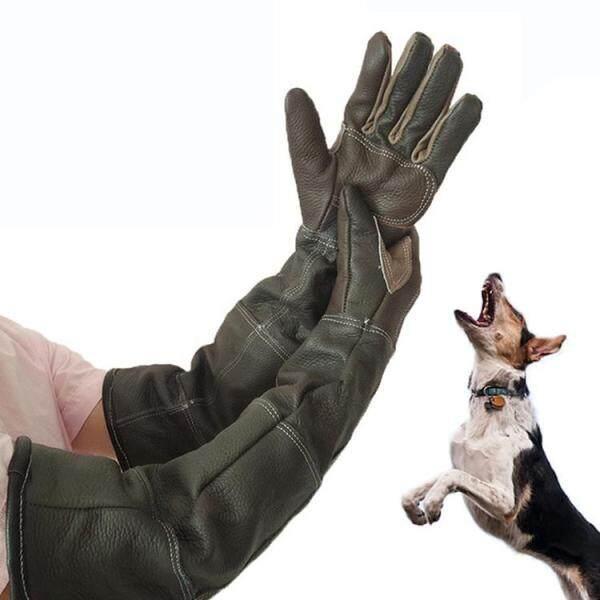 Petlover®Găng Tay Thú Cưng Găng Tay Xử Lý Da Tăng Cường Găng Tay Bảo Vệ Chống Cắn Cho Chó Mèo Và Găng Tay Làm Việc Làm Vườn