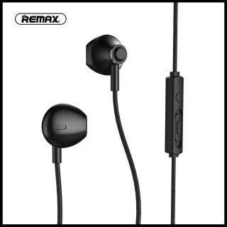 AMORUS Remax RM-711 3.5 Mm Tai Nghe In-Ear Có Dây Điều Khiển Tai Nghe Tích Mic imusic Stock thumbnail