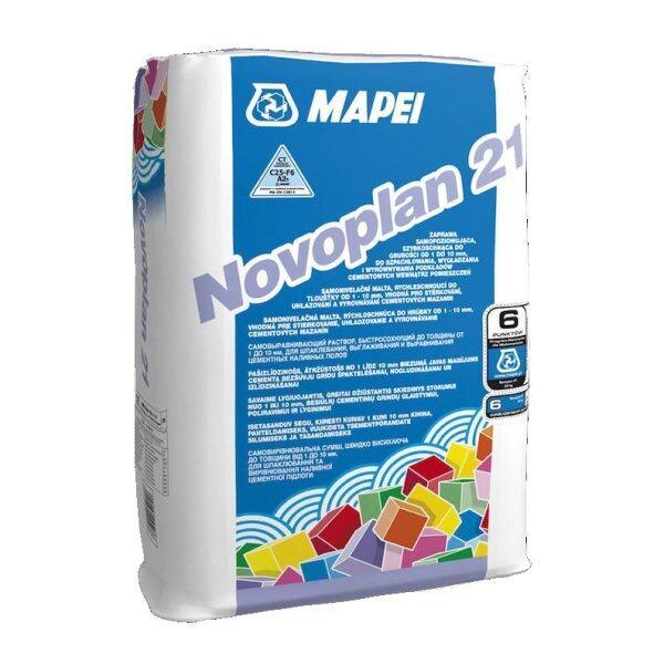 Mapei Novoplan 21 [Self-leveling cement]