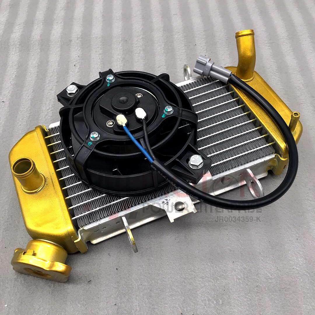 Y15ZR RACING RADIATOR BLOWER FAN