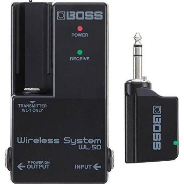 BOSS/WL-50 Guitar Wireless System Malaysia