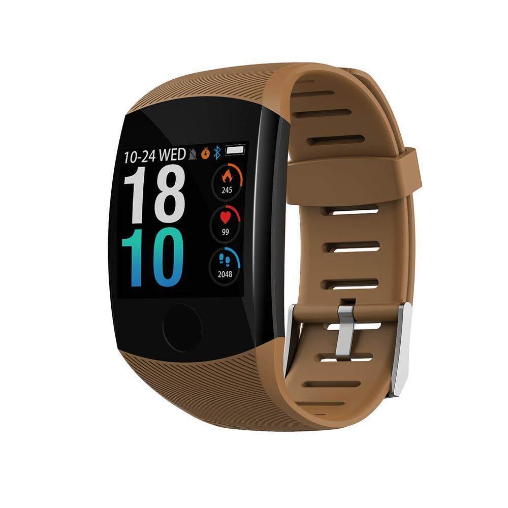 Nicetoempty Q11 Smartwatch Kebugaran Kedap Air Gelang Besar Layar Sentuh Pesan Mengingatkan Detak Jantung Waktu Pelacak Aktivitas Gelang Cerdas Gelang