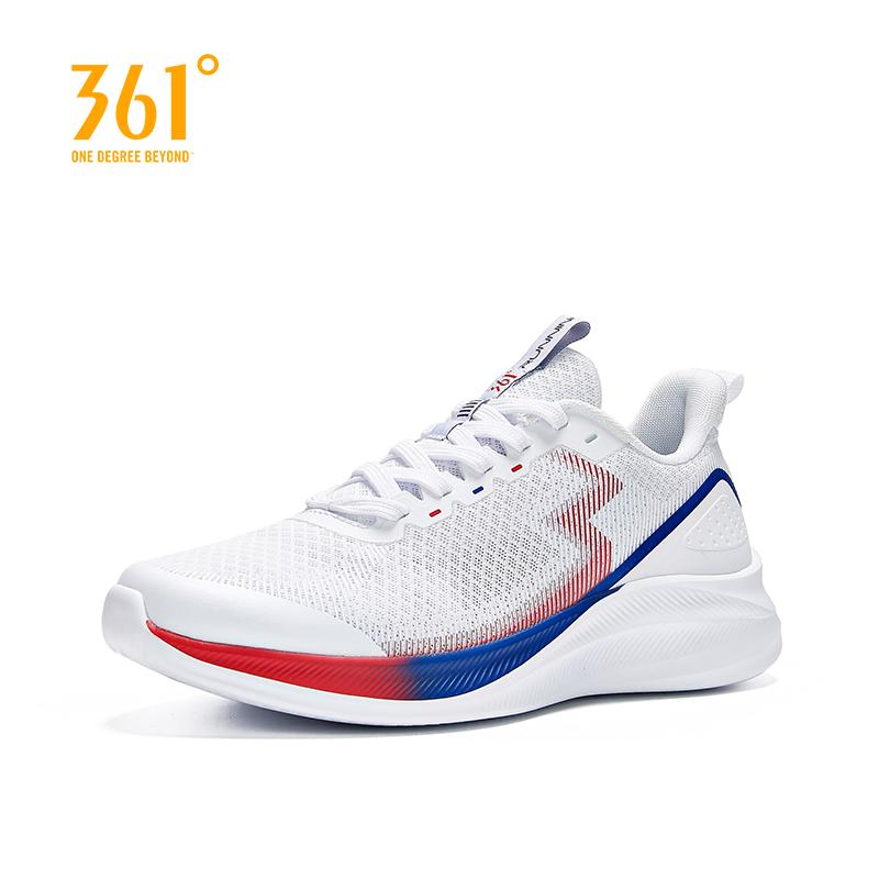 Giày Chạy Nam Lưới Nhẹ Thoáng Khí Hiệu Suất 361 Độ Hoang Dã Sneakers 672012238
