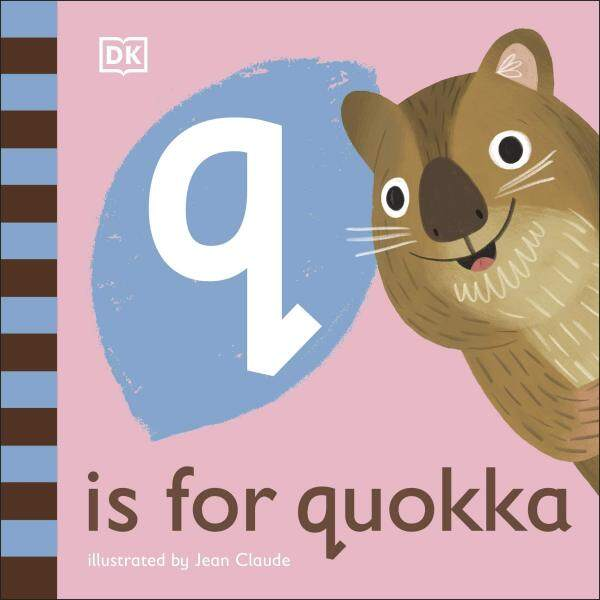 Q is for Quokka + EXCLUSIVE FREE GIFTS Malaysia