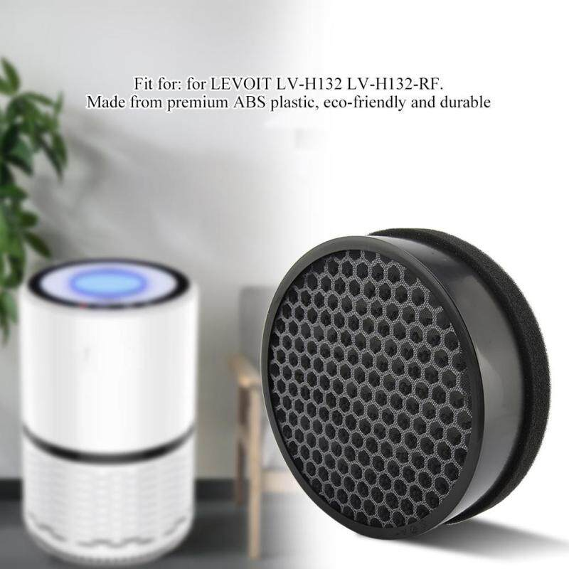 2 Pcs Air Purifier Replacement Filter for LEVOIT LV-H132 LV-H132-RF HEPA Filter Replacement Singapore