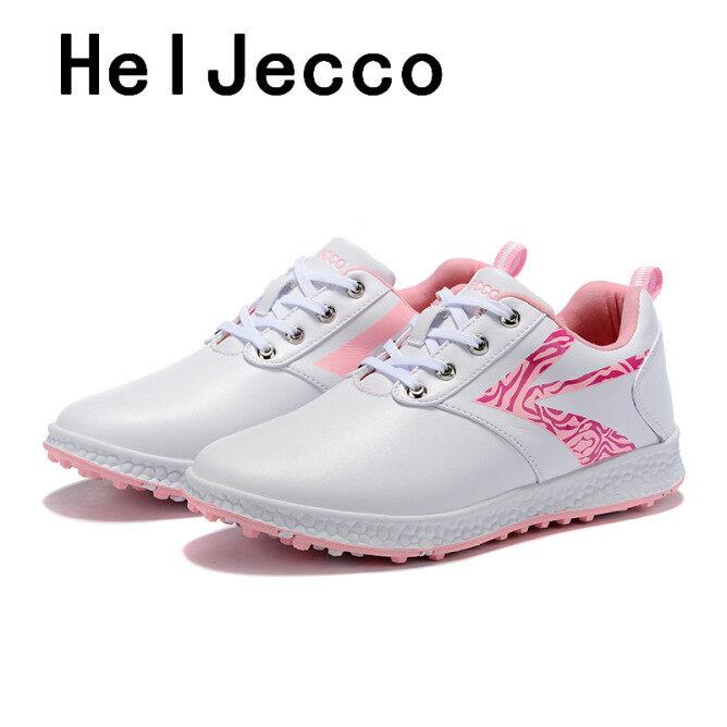 Giày Golf Mới Dành Cho Giày Golf Nữ Đặc Biệt Giày Nữ Chống Thấm Nước Siêu Sợi Nhập Khẩu Giày Thời Trang Chống Trượt Và Thoáng Khí giá rẻ