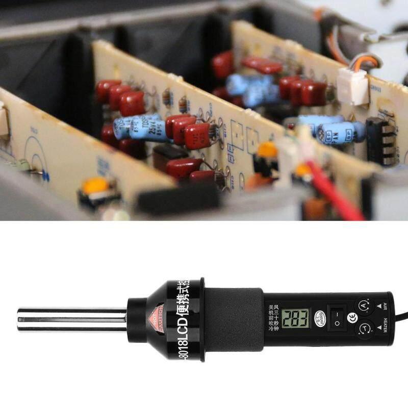220V 450W Màn Hình LCD Có Thể Điều Chỉnh Điện Tử Nhiệt Nóng Dụng Cụ Hút Thiếc Loại Bộ Hàn IC SMD BGA