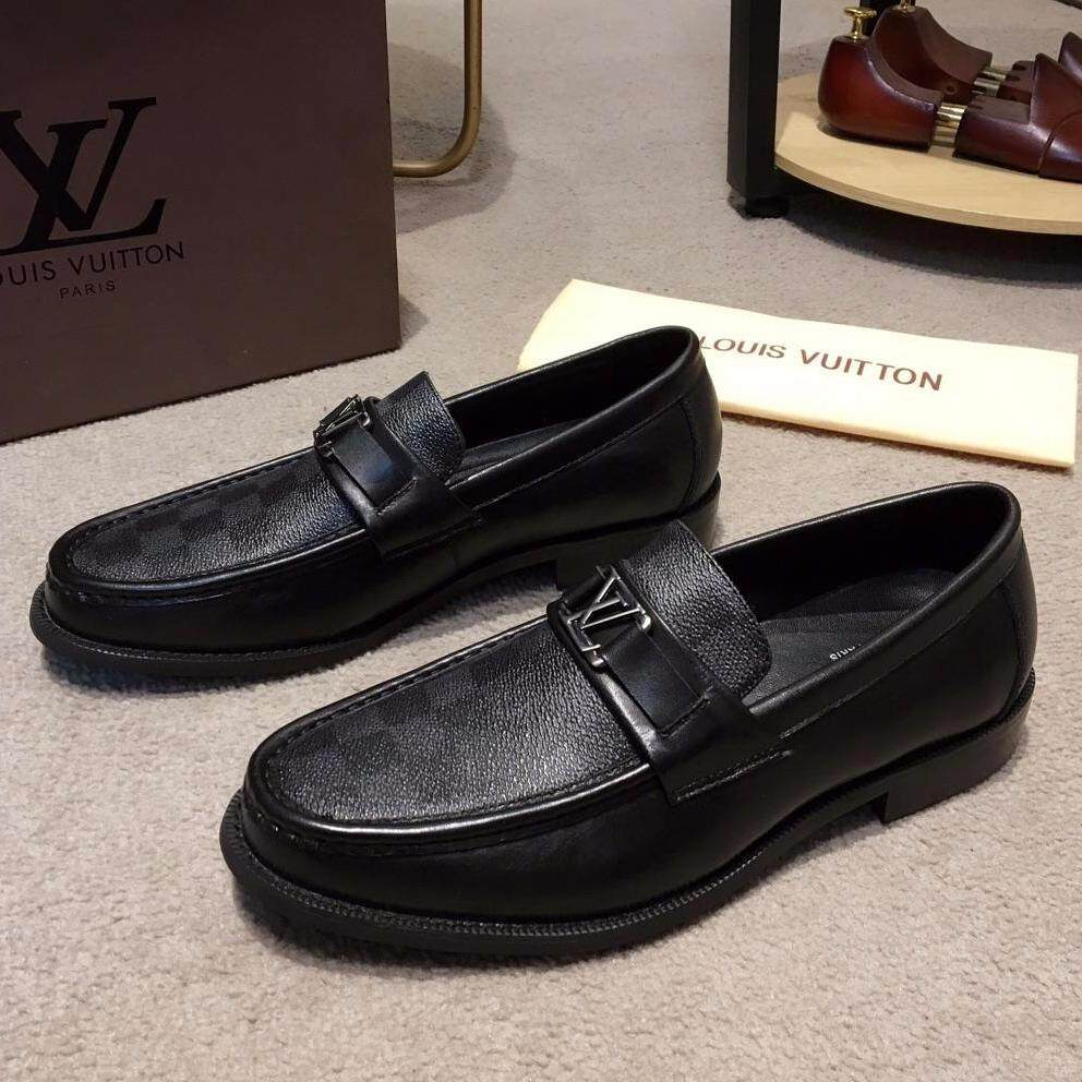 Lv2019 New Fashion Mens Shoes, High Quality Leather Shoes, Louis And Weiden Mens Shoes By Fuyuanxiang.
