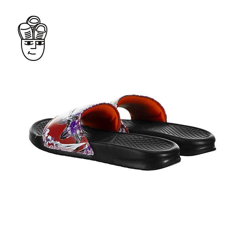 timeless design 8e710 cab08 Nike Women s Benassi JDI Print Sandals Women 618919-024 -SH