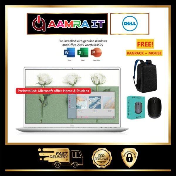 DELL INSPIRON 13 5000-N5301 13.3 FHD LAPTOP Platinum Silver I5-1135G7, 8GB, 512GB SSD, INTEL IRIS XE, W10 H&S Malaysia