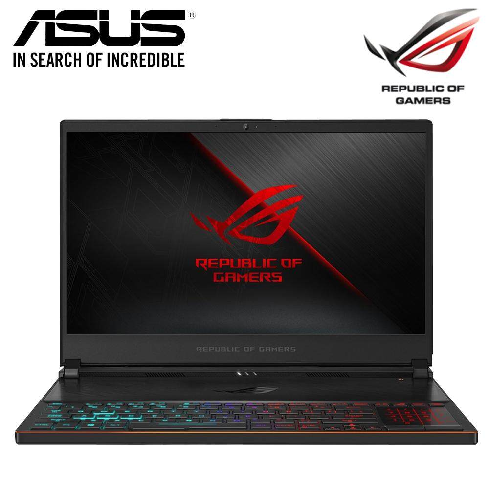 Asus ROG Zephyrus GX531G-WES014T 15.6 FHD Gaming Laptop (i7-8750H, 16GB, 512GB, RTX2070 8GB, W10) Malaysia