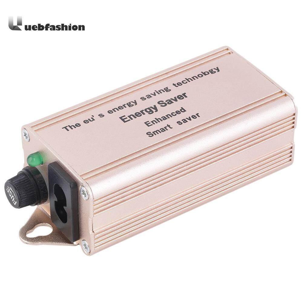 Uebfashion AC90-250V Cerdas Kotak Hemat Energi Listrik Perangkat Penyimpan Energi