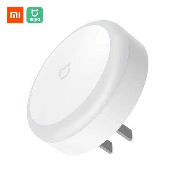 Xiaomi Mijia Plug-In Night Light Sense Cảm Ứng Ánh Sáng Mềm Cắm Cảm Biến Ánh Sáng Ngủ Đêm Đèn Tiết Kiệm Năng Lượng Ánh Sáng Ban Đêm Cho Phòng Ngủ Hành Lang Cảm Biến WC 220V