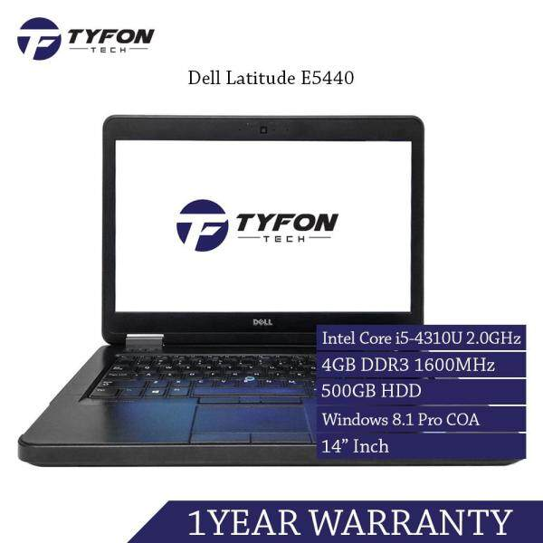 Dell Latitude E5440 i5 Laptop (Refurbished) Malaysia