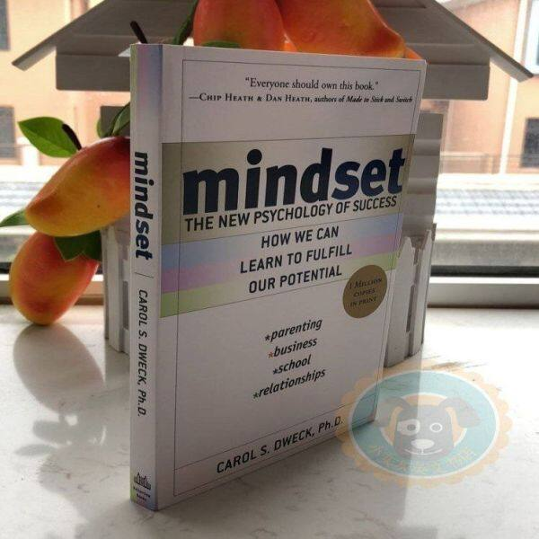 Mindset:The New Psychology of Success Saw Growth of Yourself in English