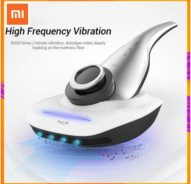 Original 2019 Xiaomi Deerma CM1500 Vacuum Cleaner UV Mites 12000 Pa Hand-Held Anti-dust HEPA Vacuum Cleaner For bed Mattress Cushion Sofa Singapore