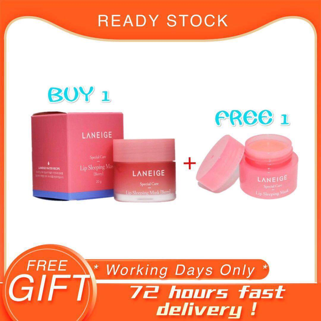 Laneige Lip Sleeping Mask [berry] 20g By Excel Store.