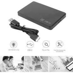 Sanwood®Di Động 5Gbps USB 3.0 2.5 Inch SATA Bên Ngoài Đĩa Cứng HDD SSD Hộp Cho Máy Tính