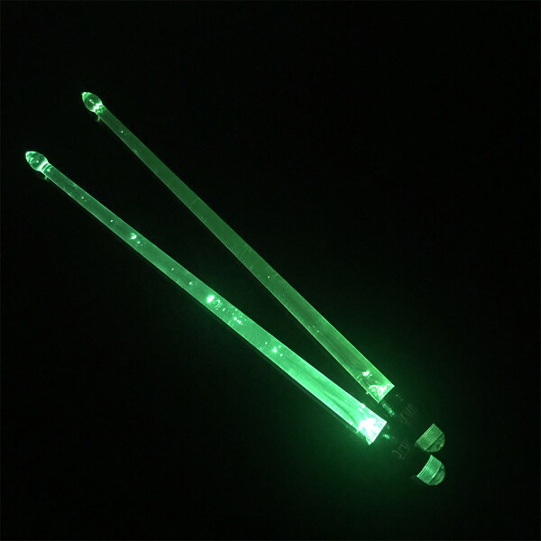 A Pair of 5A Drumsticks Drum Sticks Light Up Drumsticks Jazz Drumstick Drum Set Accessories