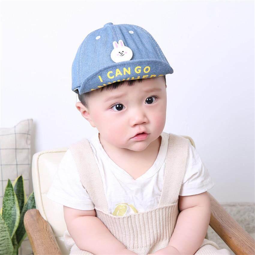 Musim Semi Musim Panas Bayi Koboi Bisbol Topi Anak-anak Pelindung Sinar Matahari Cap FZTZ0025