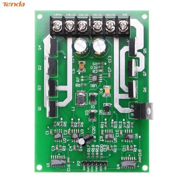 Bảng giá Bảng Mô-đun Điều Khiển Động Cơ Kép MOSFET DC H-bridge IRF3205 3-36V 15A Peak30A Phong Vũ