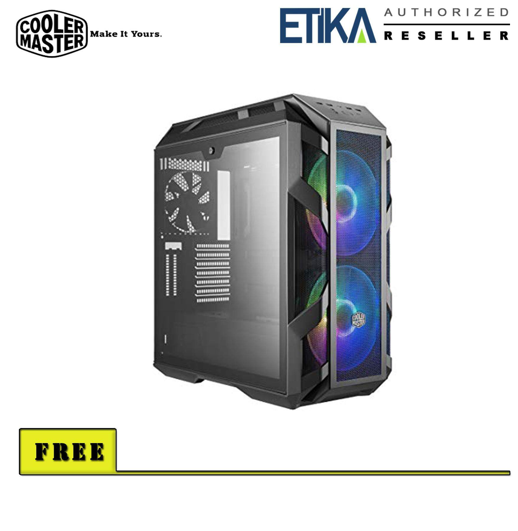 Cooler Master MasterCase H500M Mid Tower Chassis Malaysia