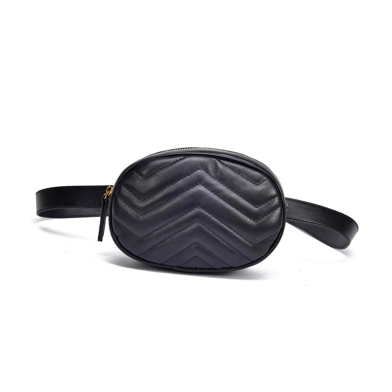 93de48959790 waist bag women Waist fanny bag belt bag luxury leather chest handbag new  fashion hight quality