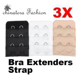 3 Cái túi Thay Thế 3 Ngực 2 Móc Treo Đồ Lót Áo Ngực Khóa thumbnail
