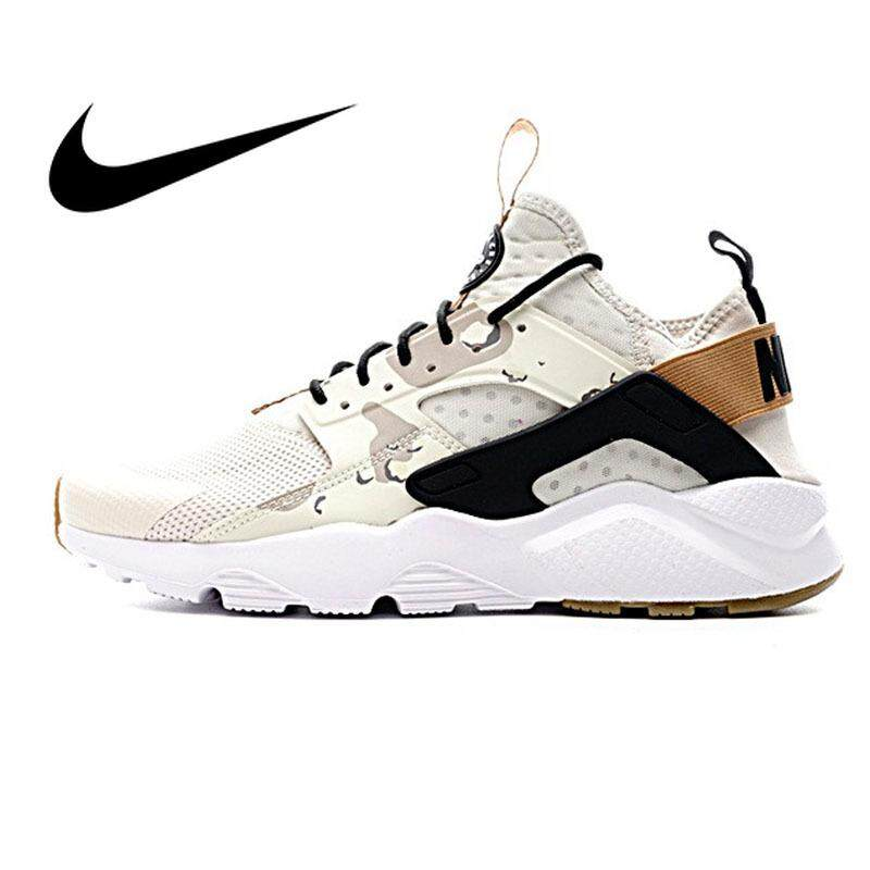 3f563845c9e3f NIKE AIR HUARACHE RUN ULTRA Mens Running Shoes Sneakers Sport Outdoor Sneakers  Athletic Designer Footwear 2019