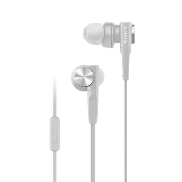 Sony MDR-XB55AP Premium in-Ear Extra Bass Headphones with Mic Singapore