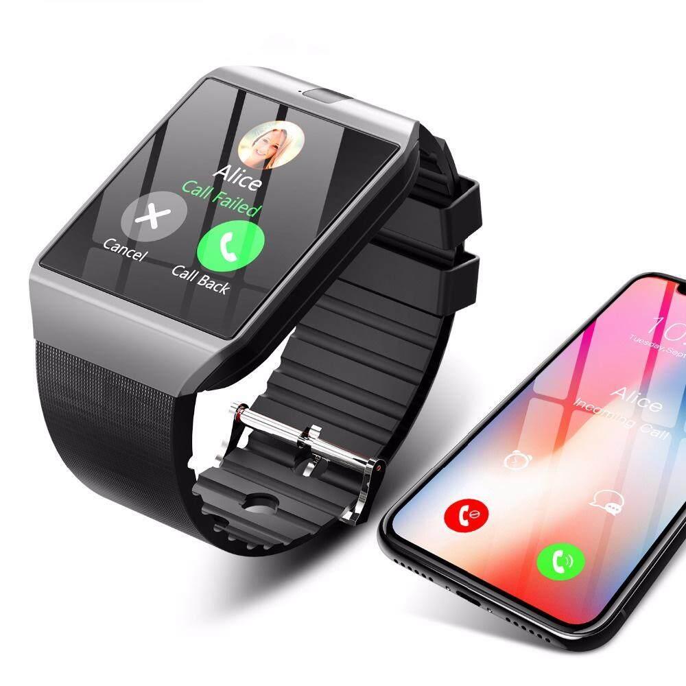 Bluetooth Đồng Hồ Thông Minh Smartwatch DZ09 Android Điện Thoại Đồng Hồ Relogio 2G GSM SIM Thẻ TF Camera Dành Cho IPhone Samsung HUAWEI PK GT08 A1