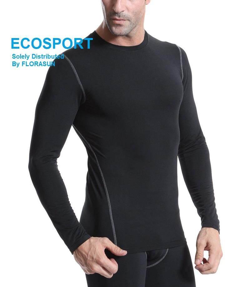 eefddf25 EcoSport FS003 Professional Men Compression Fitness Long Sleeve PRO Sport  Quick Dry Tights Gym Bodybuilding Shirt