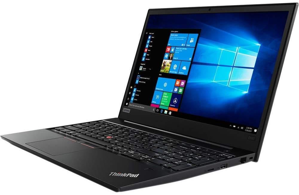Lenovo 15.6  ThinkPad E580 High Performance Business Laptop (Intel 8th Gen i7-8550U Quad-Core, 16GB RAM, 1TB Sata SSD, 15.6  FHD 1920x1080 Anti-Glare IPS Display, Fingerprint, Win 10 Pro) Malaysia