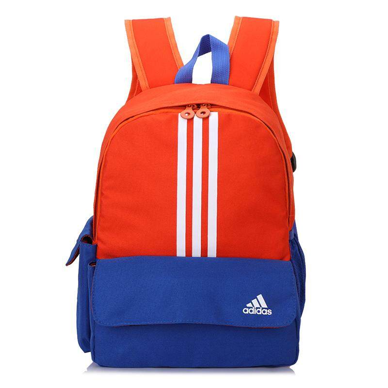 891f3dcef1 Hong Kong SAR China. Adidas Street Style Casual Student Backpack Travel  School Bag For Girl And Boy To Climbing Racing Hiking