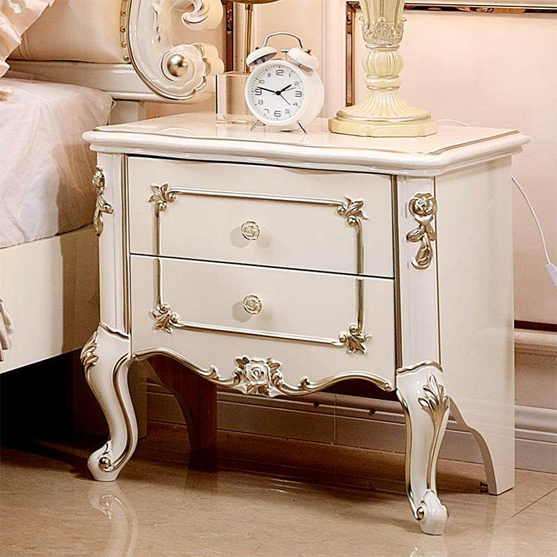 Bedside Tables Solid Wood Europe Style Nightstand For Bedroom By Olive Al Home