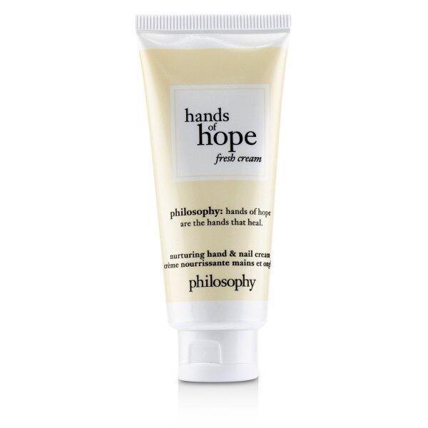 Buy PHILOSOPHY - Hands Of Hope Fresh Cream Nurturing Hand & Nail Cream 30ml/1oz Singapore