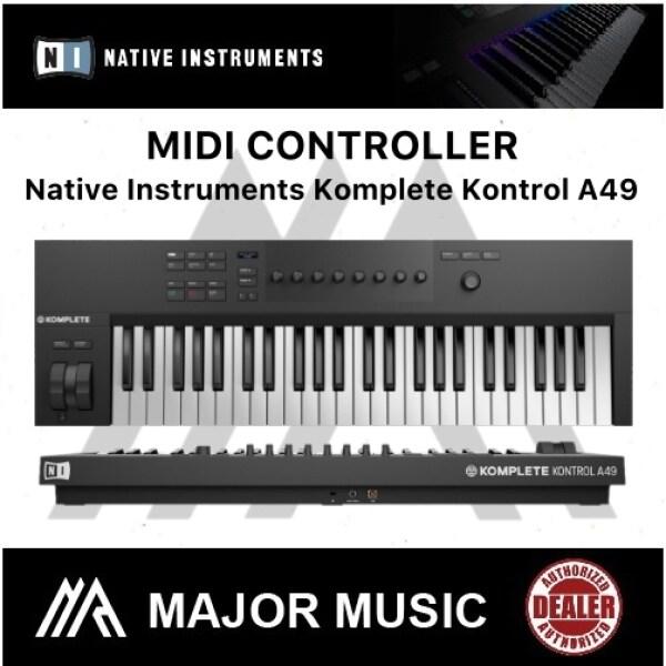 Native Instruments Komplete Kontrol A49 Malaysia