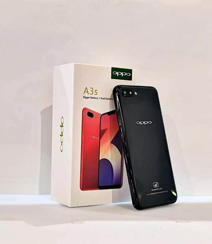 (2 YEARS WARRANTY) 4G LTE OPPO A3S 2GB+16GB (IMPORT SET)