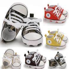 Giày Tập Đi 0-12M Cho Bé Trai Bé Gái, Giày Thể Thao Đế Mềm Chống Trượt Cho Trẻ Sơ Sinh