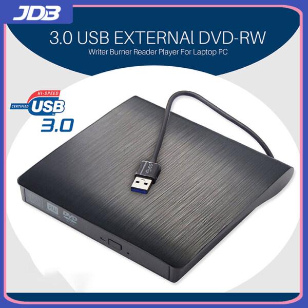 Bảng giá JDB Ổ Ghi DVD RW CD Gắn Ngoài Mỏng USB 3.0 Tiện Dụng Đầu Đọc Đầu Đọc Ổ Đĩa Quang Cho Máy Tính Xách Tay PC Dvd Burner Dvd Portatil Phong Vũ