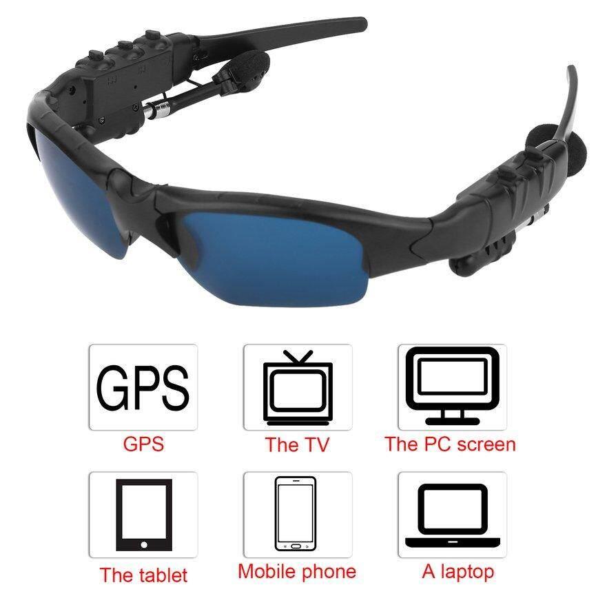 06a10b911f38 Ubest Smart Sunglasses Stereo Sun Glasses MP3 Wireless Outdoor Headphones  Headset