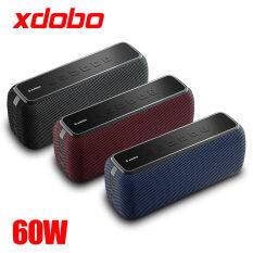Loa Không Dây TVCC Xdobo X8 60W, TWS Loa Bluetooth 5.0 Chống Nước, Loa Siêu Trầm, Loa Bluetooth Bluetooth Kèm Trợ Lý Giọng Nói
