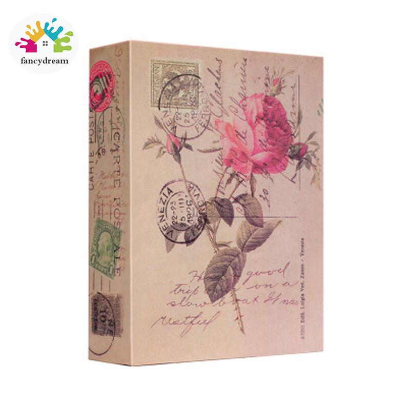 【Ready stock】【Free gift】fancydream Storage Safe Box Dictionary Book Bank Money Cash Jewellery Hidden Secret Security Locker